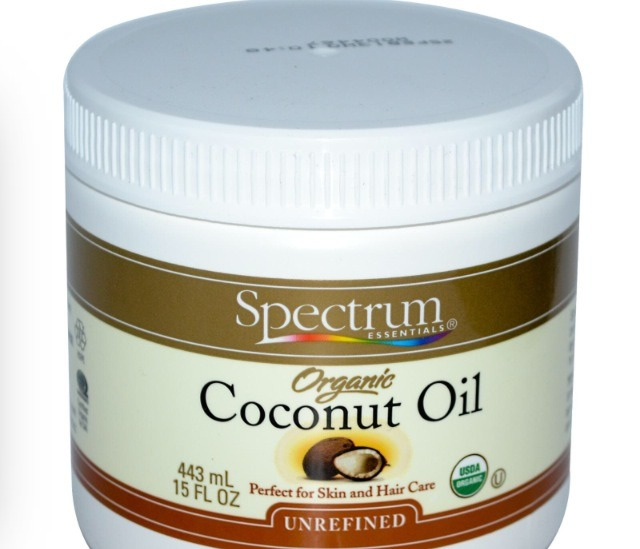 First you will need coconut oil