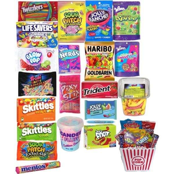 this is all you need   ENJOY YOUR SLEEPOVER!!!!!!
