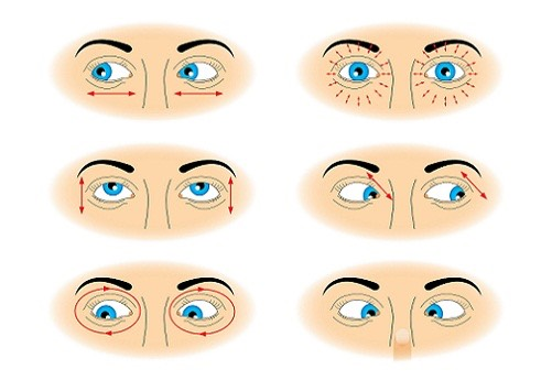 3. DoEye Exercise Daily: Do eye exercises on a regular basis to get rid of dark circles under your eyes. Use your index finger and middle finger and keep on your respective eyes. • Apply a small pressure for 10 seconds and relax. • As it increases the blood flow, every intoxicants deposited due to the pollution will be take out from your body.