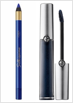 PRODUCT RECOMMENDATION | L'Oréal Paris Infallible Silkissimee Eyeliner in Cobalt Blue, Giorgio Armani Eye Tint in Minuit