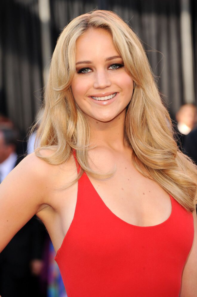 #2: Jennifer Lawrence