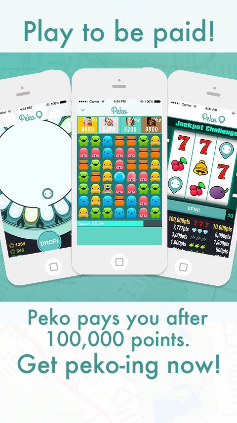 Completely legitimate and fun way to earn money on your phone! It's available for both iPhone and android users. I've cashed out several times already. You can find it in the App Store or through this link: https://www.peko-peko.me/invite/show?type=copy&code=BQSQQtkS