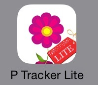 This app helps keep track of that time of the month.