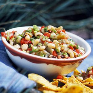 Black-eyed peas are great in soups, salads, sides, and main dishes, you can make them for virtually any meal.