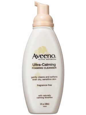 I use this in the morning to wash my face. It is very gentle, which is great if you take Accutane.