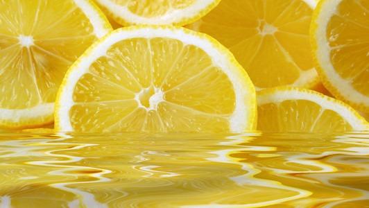 1/4 of lemon juice