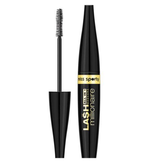 Miss Sporty mascara. I've tried a few of these and not been disappointed yet! Lash Millionaire Fake Mascara Black and Fabulous lash are definitely great options. They only cost between £2 and about £3.50.