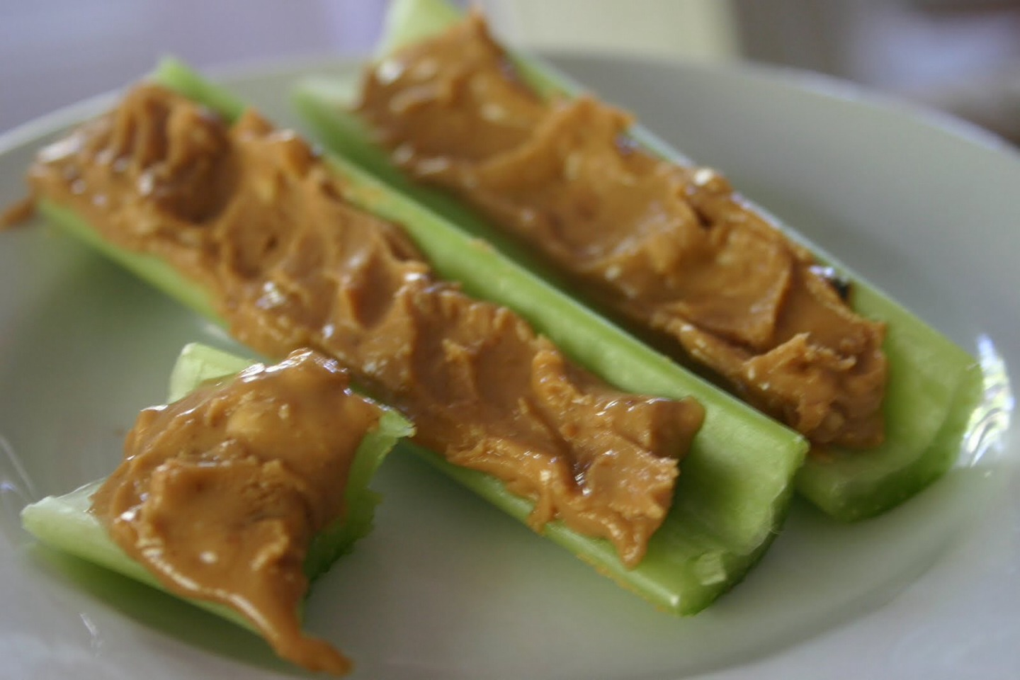 I live of of celery and peanut butter it's a snack are parents always tricked us to eat! It's juicy and has so much flavour making you come back for more