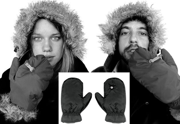 Unless you're a really dedicated smoker and decide to buy these smokers gloves, winter is a great time to quit. Air gets thinner and who really wants to go stand in the cold?  If you're not that dedicated, you should at least wear gloves when going out and wash them often as they will retain smell.