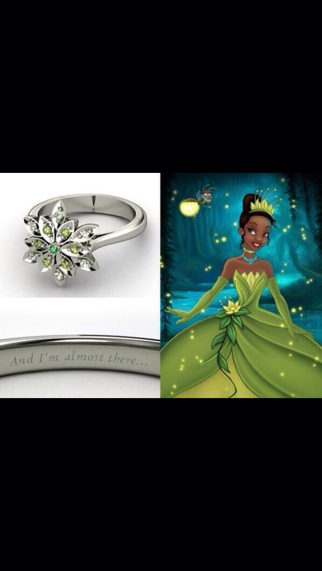 "Tiana- ""And I'm almost there..."""