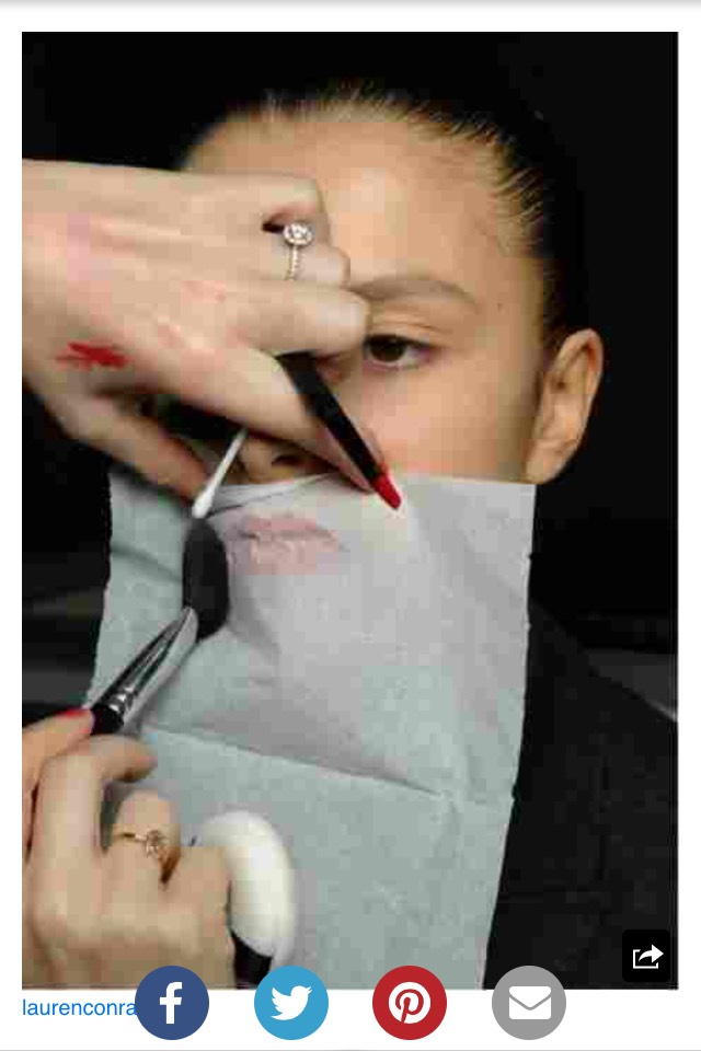 Put tissue paper (or anything related) on your lips after Putting on lipstick and brush over it and it will last longer