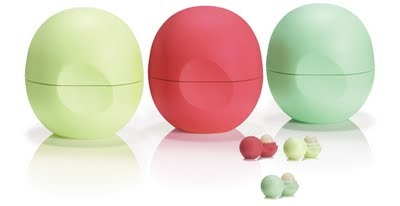 Try using EOS lip balms! EOS lip balms, are 100% organic and doesn't contain any alcohol.  These lip balms will leave your lips super smooth!