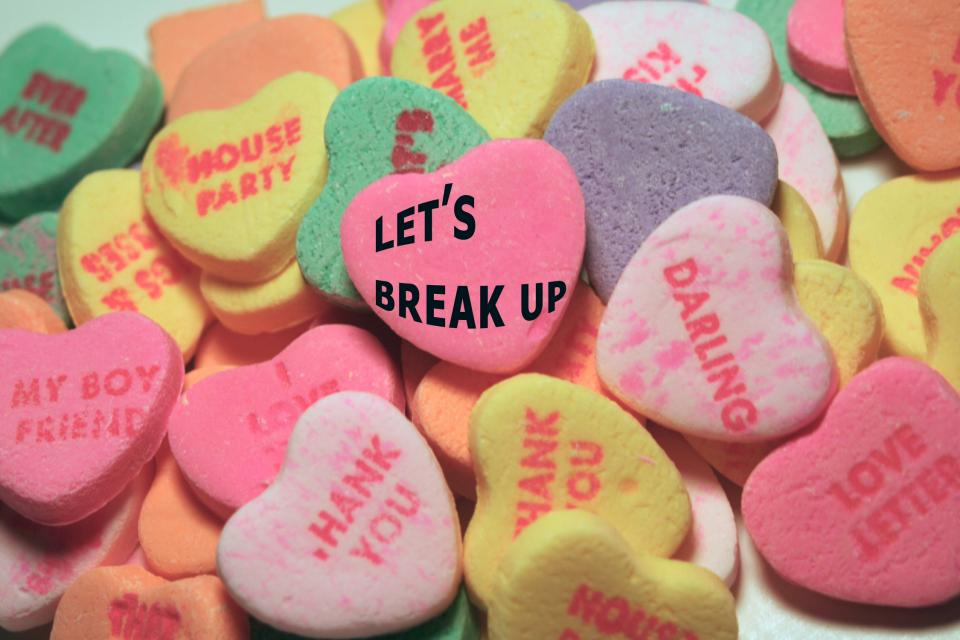 Valentine's Day isn't for everyone, we get it. So just in case cupid missed you this year and you're feeling some type of way, we came up with a list of the best break up songs for all you love haters.