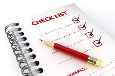 -if possible use lists & bullet notes