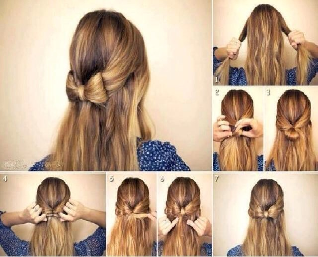 Cute Ways To Do Hair For School By Bri Musely