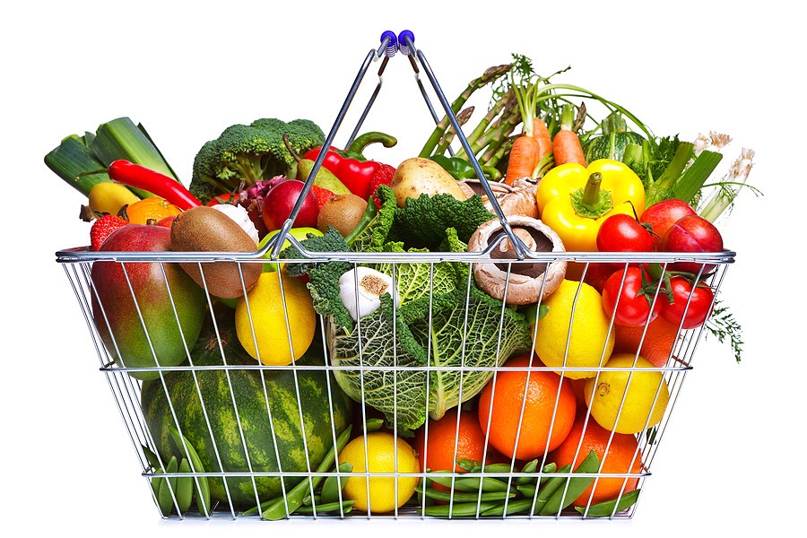 Don't forget to shop for groceries weekly!