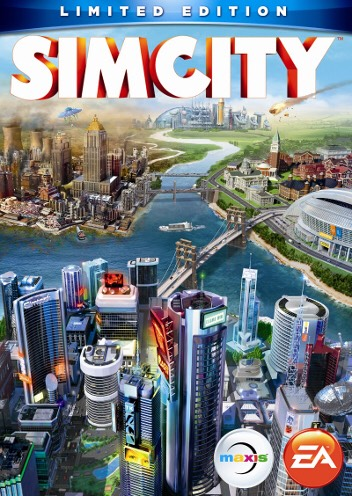 SIM CITY  Fun game to play. Always something to do. Build a city.