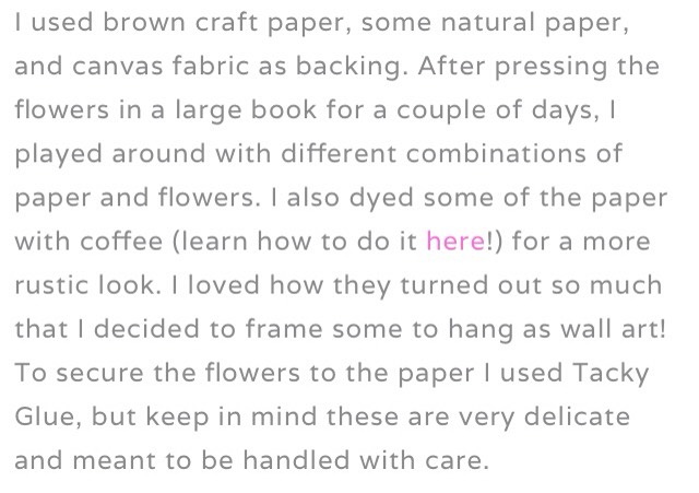 Link to the Coffee Stain DIY is on the info page :)