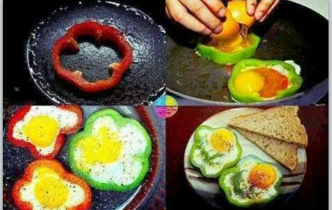 I am hungry now! really easy to do. I tried it!