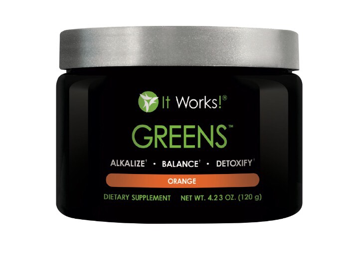 Finally GREENS!! It's not a meal replacement, but it might as well be! I drink greens one or twice a day! Greens contain over 8 servings offruits and veggiesper serving! It comes in berry and orange and it tastes so good!