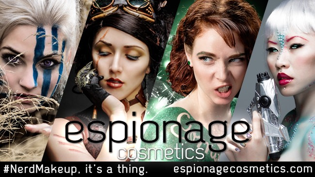 This website is called espionage they have beautiful make up and easy apply nail art that is amazing. Getting supper heros or her universe designs.