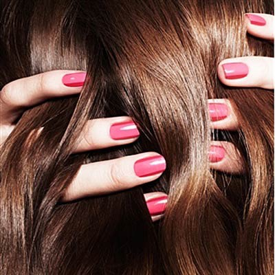Don't forget about your Hair & Nails! They are made up of the same compounds as skin, and therefore crack in a similar manner.