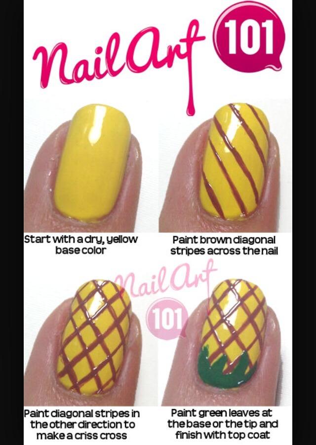 Pineapples!  🍍