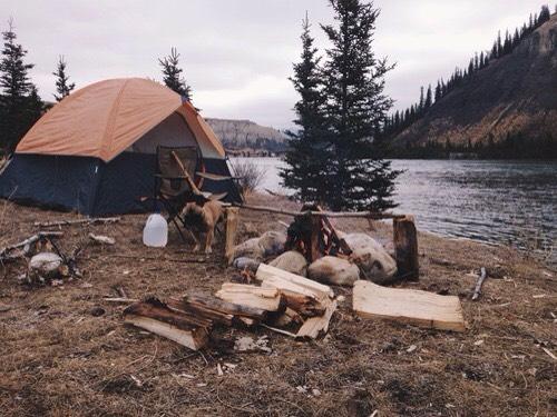 Camp.   src: weheartit