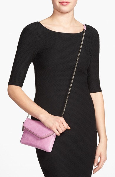 """A Cross-Body Bag """"A cross body bag is an absolute necessity for ladies who need to throw the essentials into a purse for a night out, or for a trip to the local Target."""
