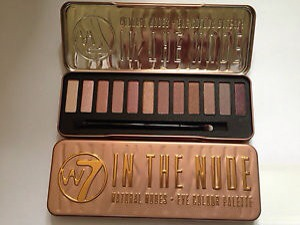 w7 in the nude = dupe for naked 3