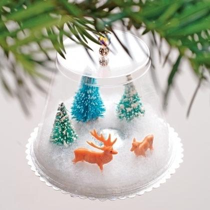 3. Winter Wonderland Ornament
