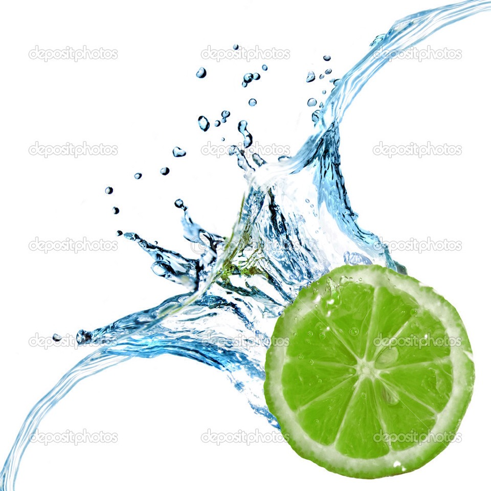 Squeeze a fresh lime!