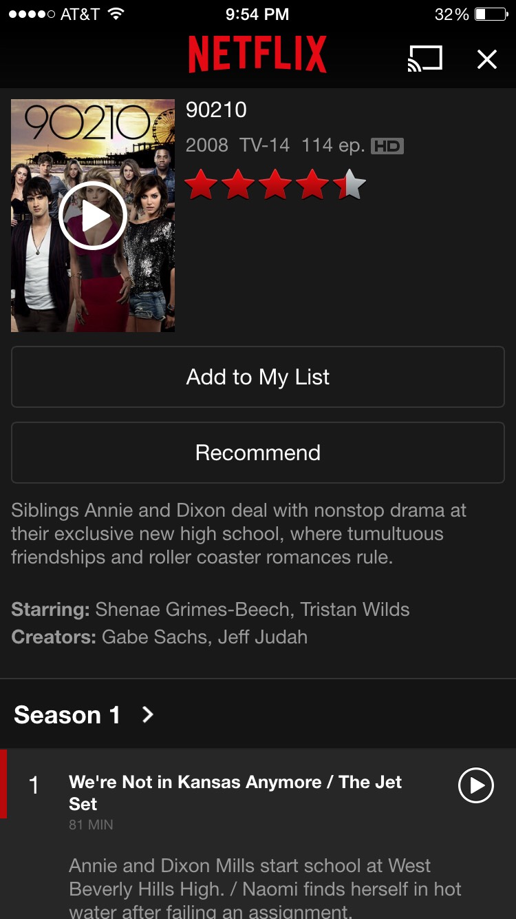 90210 personal rate: (unwatched)