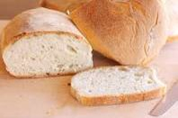 White bread! Whole meal is ok but white bread and white bread products are extremely unhealthy