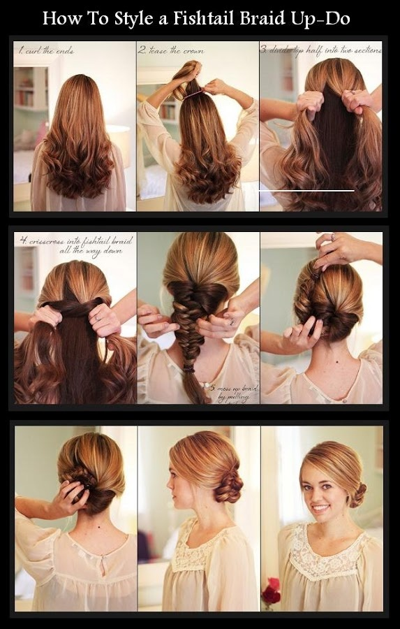Musely - Diy wedding hairstyle tutorial