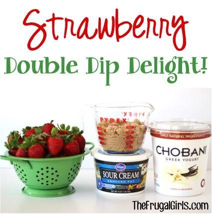 I personally love dipping it in sour cream! Sounds nasty at first but give it a try and you won't be sorry :)