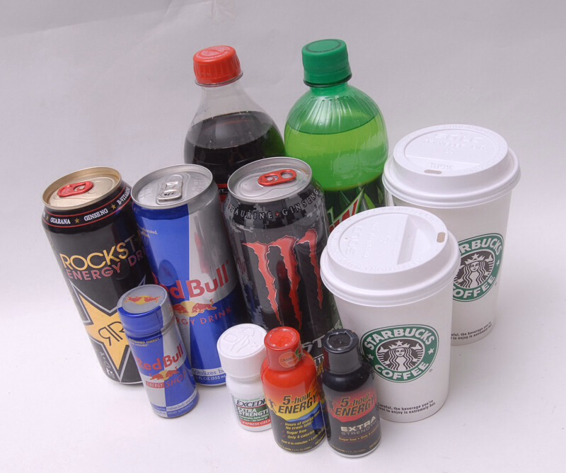Caffeine will make your head worse do NOT have it unless it's in certain tablet