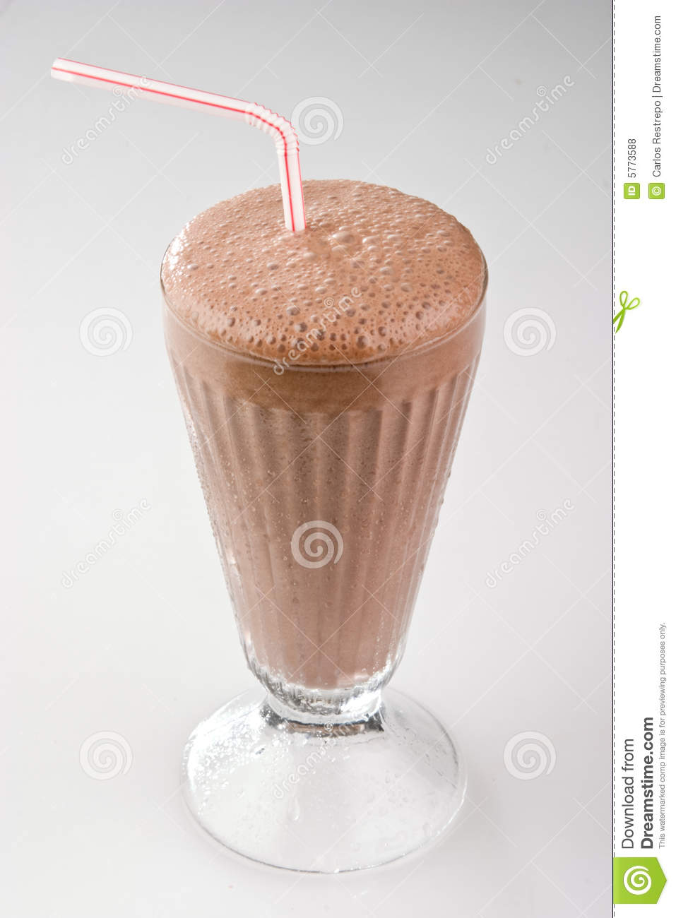 Chocolate Milk Shake .  Let This Milk Shake Wake You Up! Blend Four Squares Melted dark Chocolate ( for a burst of iron!) with two scoops of chocolate fro-yo & a splash of 1% milk.