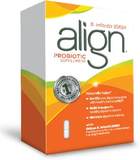 Take probiotic supplements to keep a healthy level of good bacteria in your body.