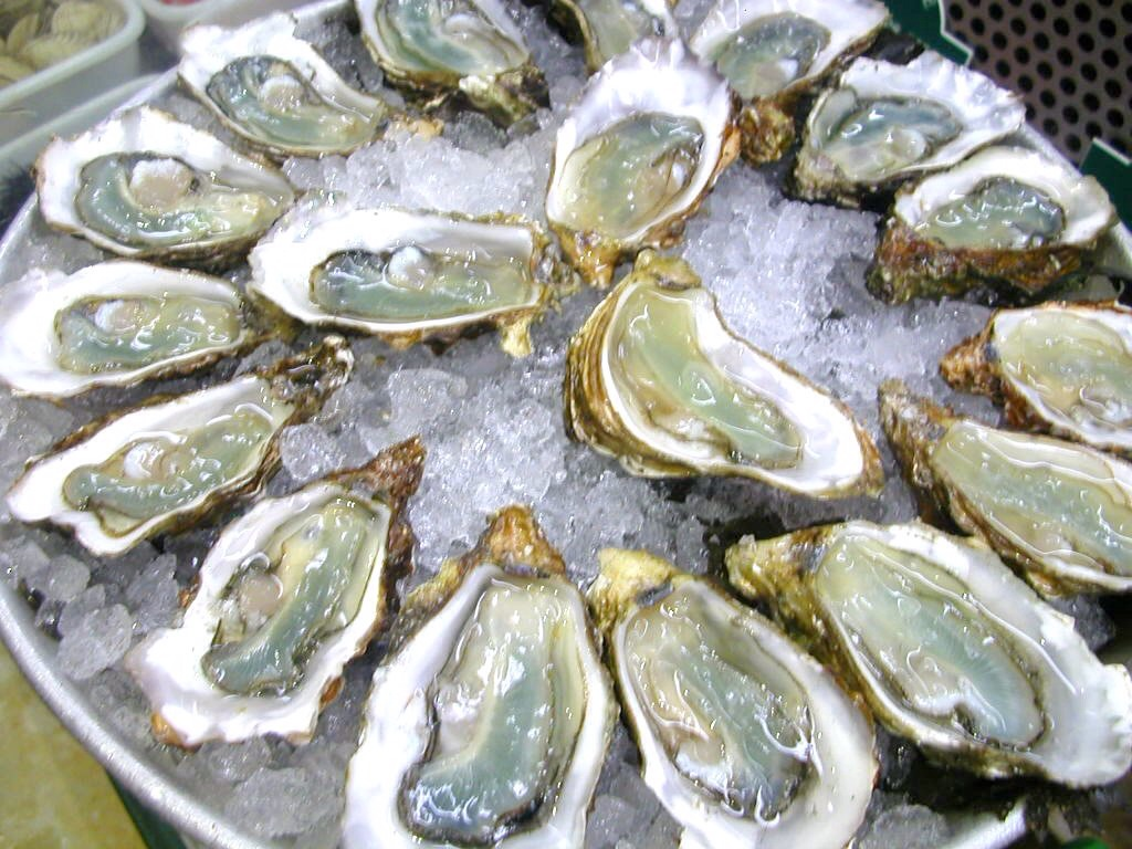 3. Oysters: Zinc deficiency has been noted to cause hair loss and poor scalp conditions and oysters are loaded with zinc — just three ounces contain 493 percent of your daily value.