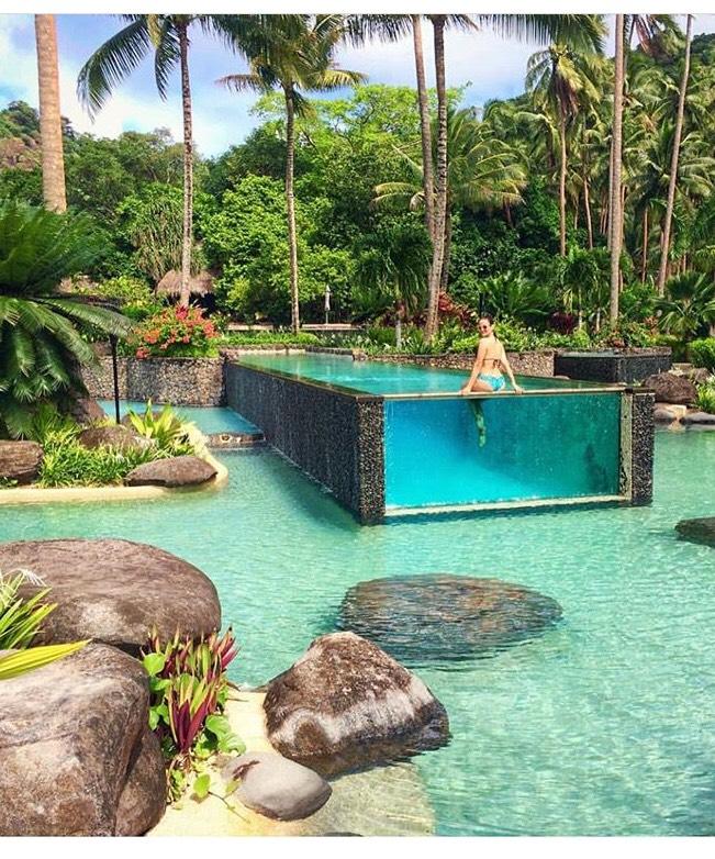 Laucala island- Figi