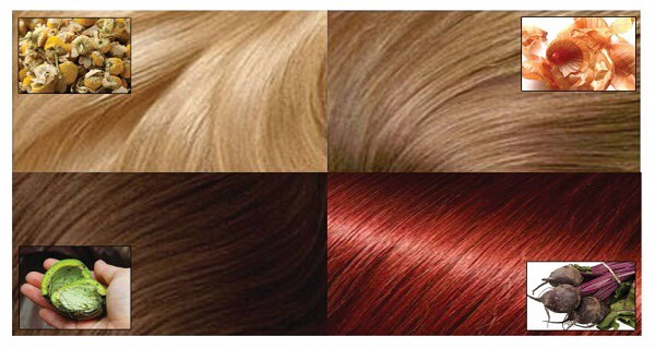 How To Color Your Hair, Naturally, Without Chemical? Is That ...