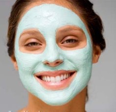If you are going to try a face mask get it done professionally, the ones from shops only drag out your pores. They do not help to get rid of them.
