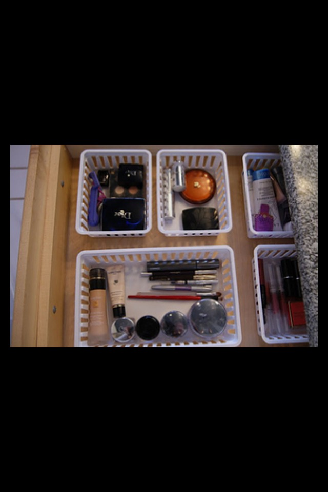 Use it to maintain organize your drawers