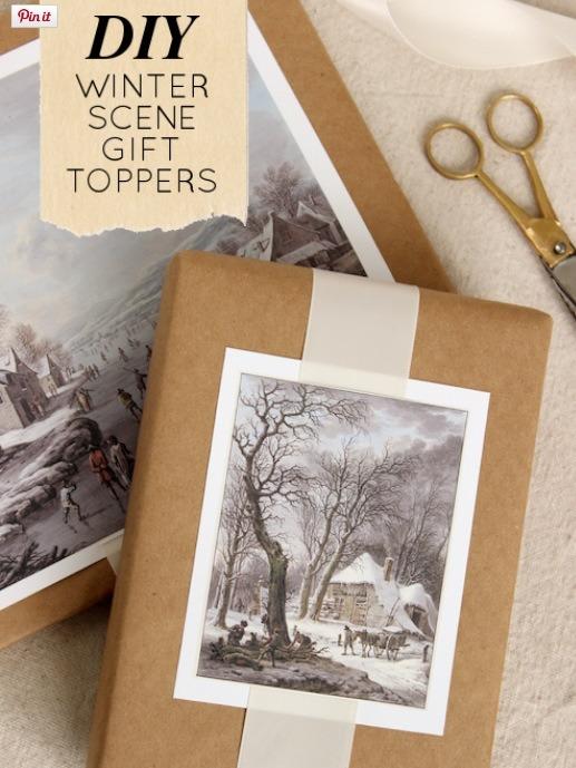 MATERIALS: -photo paper -satin ribbon  TOOLS: -home printer -craft knife -ruler -cutting mat