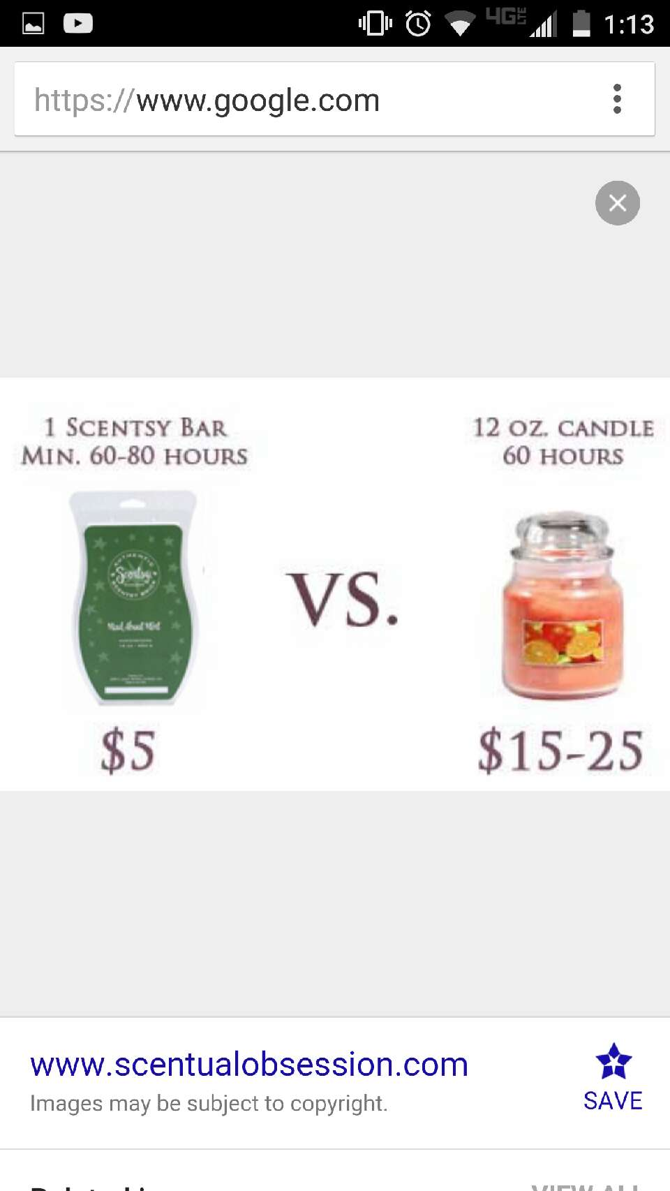 scentsy info