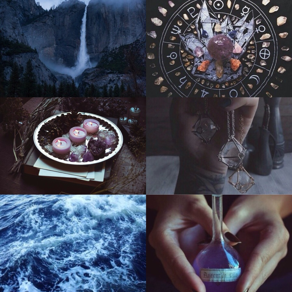 ♏️ Water Witch Aesthetic // Scorpio ♏️