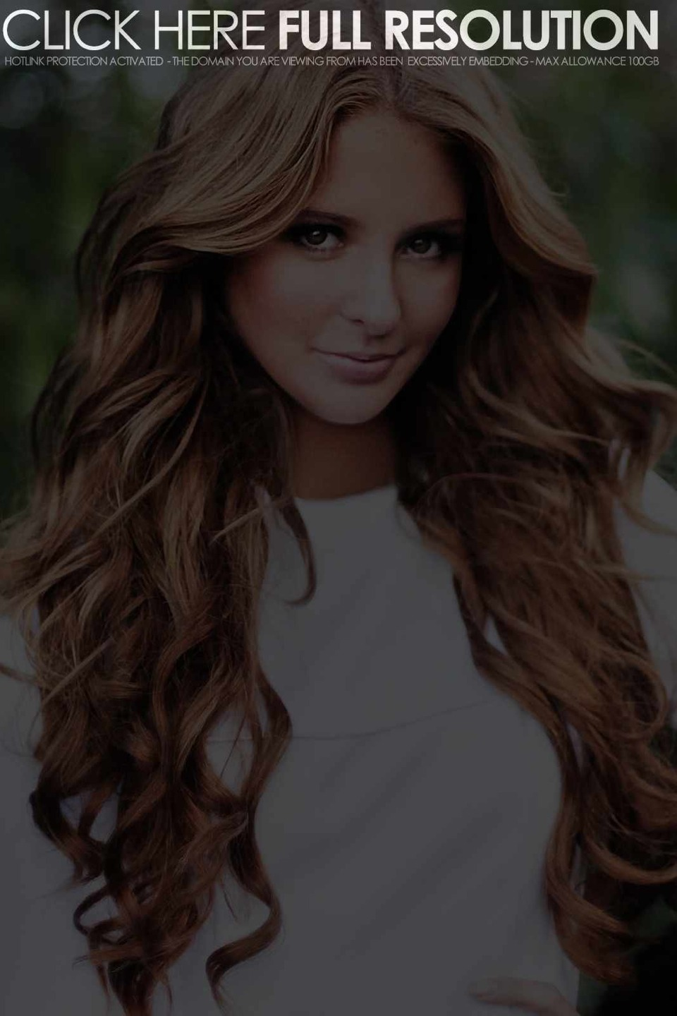 Want hair like this? ->