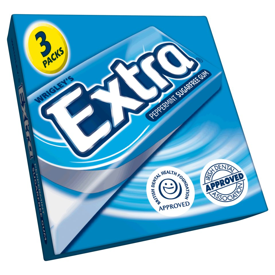 ... or you could just have gum!! I find i have gum in my break after lunch and polos between classes but either way you get fresh breath!