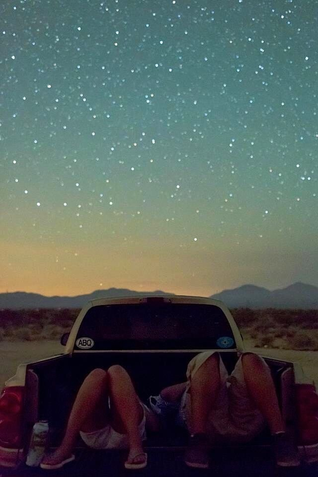 Spend a night stargazing